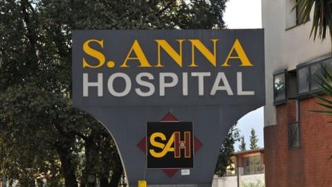 Ambulatorio angiologia S.Anna  ha l'accreditamento d'eccellenza