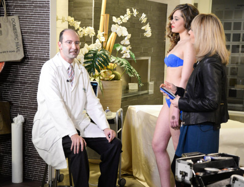 Miss Italia Calabria- Intervista TV dott. Elia Diaco –