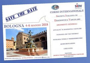 International vascular course bologna 2018