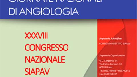Giornate Nazionali di Angiologia