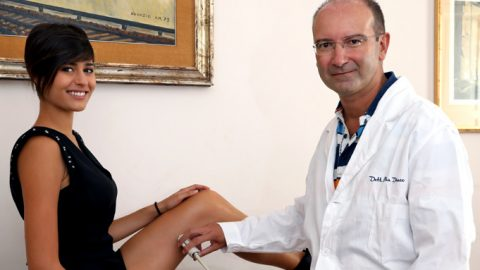 Dott. Elia Diaco ed Alice Sabatini – Miss Italia 2015